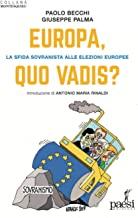 Europa, quo vadis? La sfida sovranista alle elezioni europee