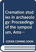 Cremation studies in archaeology