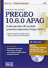 PREGEO 10.6.0 APAG. Con CD-ROM