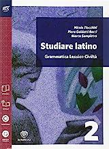Studiare latino. Esercizi. Per le Scuole superiori. Con espansione online: 2