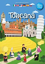 Toscana sticker book. Ediz. multilingue