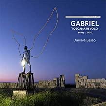 Gabriel. Toscana in volo. Ediz. italiana e inglese