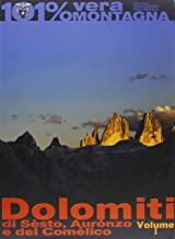 Dolomiti di Sesto, Auronzo, e del Comelico (Vol. 1)
