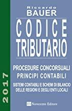 Codice tributario. Procedure concorsuali. Principi contabili. Sistemi contabili e schemi di bilancio delle regioni e degli enti locali
