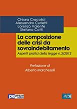 La composizione delle crisi da sovraindebitamento. Aspetti pratici della legge n. 3/2012