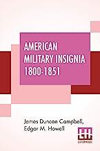American Military Insignia 1800-1851