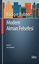 Modern Alman Felsefesi