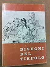 DISEGNI DEL TIEPOLO (Drawings by Tiepolo) - Loggia Del Lionello, Udine, Italy - 1965