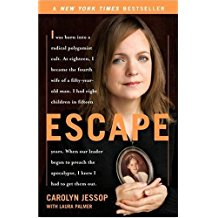 [Escape] (By: Carolyn Jessop) [published: March, 2008]