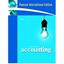 [(Accounting)] [ By (author) Charles T. Horngren, By (author) Walter T. Harrison ] [March, 2008]