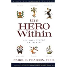 [(The Hero within: Six Archetypes We Live by)] [Author: Carol S. Pearson] published on (October, 1998)