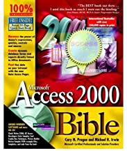 [(Access 2000 Bible)] [by: Cary N. Prague]