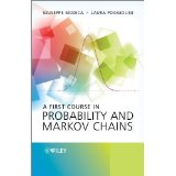 A First Course in Probability and Markov Chains (English Edition)