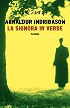 La signora in verde: Un'indagine per l'agente Erlendur Sveinsson