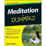 [(Meditation For Dummies)] [Author: Stephan Bodian] published on (August, 2012)