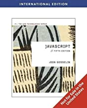 [(JavaScript)] [ By (author) Don Gosselin ] [March, 2010]