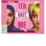 [(Ten Things I Hate about Me )] [Author: Randa Abdel-Fattah] [Mar-2012]