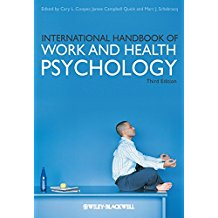 [(International Handbook of Work and Health Psychology )] [Author: Cary L. Cooper] [Feb-2010]