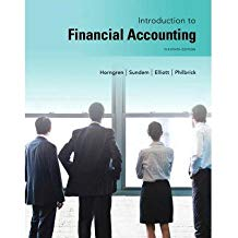 [(Introduction to Financial Accounting )] [Author: Charles T. Horngren] [Mar-2013]