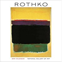 [(Rothko 2015 Mini Wall Calendar)] [ By (author) Mark Rothko ] [July, 2014]