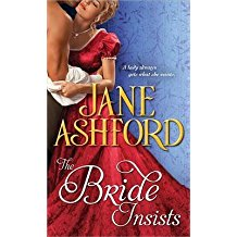 [The Bride Insists] (By: Jane Ashford) [published: June, 2014]