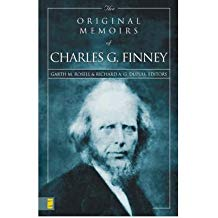 [(The Original Memoirs of Charles G. Finney)] [Author: Charles G. Finney] published on (October, 2002)
