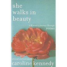 [(She Walks in Beauty: A Woman's Journey Through Poems)] [Author: Professor Caroline Kennedy] published on (August, 2014)