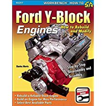 [Ford Y-Block Engines: How to Rebuild and Modify] (By: Charles R. Morris) [published: May, 2014]