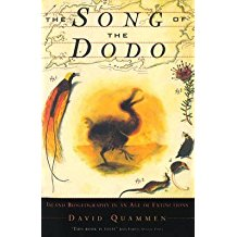 [The Song of the Dodo: Island Biogeography in an Age of Extinctions] (By: David Quammen) [published: July, 1997]
