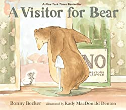 A Visitor for Bear (Bear and Mouse) (English Edition)