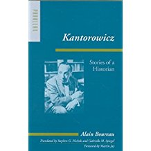 [Kantorowicz: Stories of a Historian] (By: Alain Boureau) [published: April, 2001]