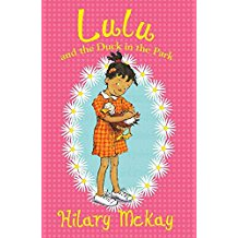 [(Lulu and the Duck in the Park)] [By (author) Hilary McKay ] published on (March, 2014)