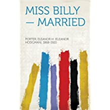 Miss Billy — Married (English Edition)