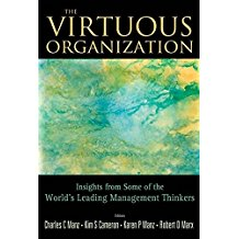[(The Virtuous Organization : Insights from Some of the World's Leading Management Thinkers)] [Edited by Charles C. Manz ] published on (August, 2008)