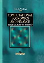 [(Computational Economics and Finance : Modeling and Analysis with mathematica(R))] [Edited by Hal R. Varian] published on (September, 2011)