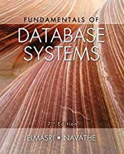 [(Fundamentals of Database Systems)] [By (author) Ramez Elmasri ] published on (June, 2015)