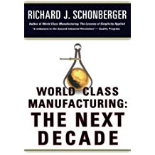 World Class Manufacturing: The Next Decade: Building Power, Strength, and Value by Richard J. Schonberger(2013-05-04)