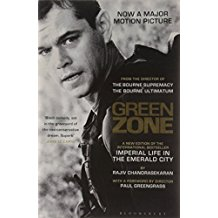 Green Zone: Imperial Life in the Emerald City (Film Tie in) by Rajiv Chandrasekaran (2010-03-01)