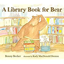 [(A Library Book for Bear)] [By (author) Bonny Becker ] published on (July, 2014)