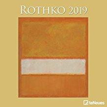 Rothko 2019 Broschürenkalender