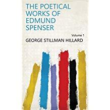 The Poetical Works of Edmund Spenser Volume 1 (English Edition)
